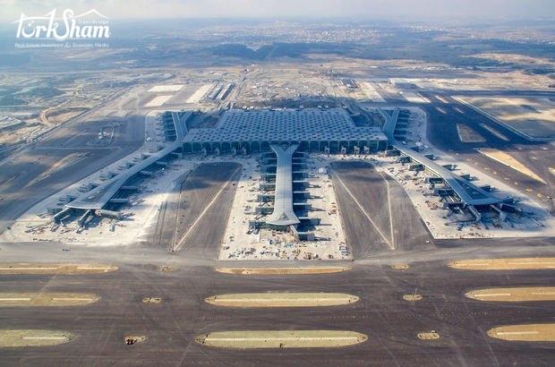 تم الاعلان عن سعر اول رحلة الى المطار الثالث في اسطنبول