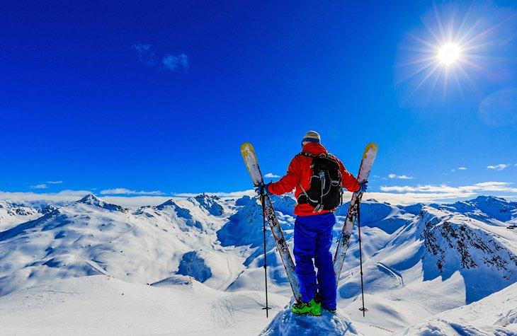 مراكز التزلج التركية تنعش قطاع السياحة والاقتصاد في البلاد