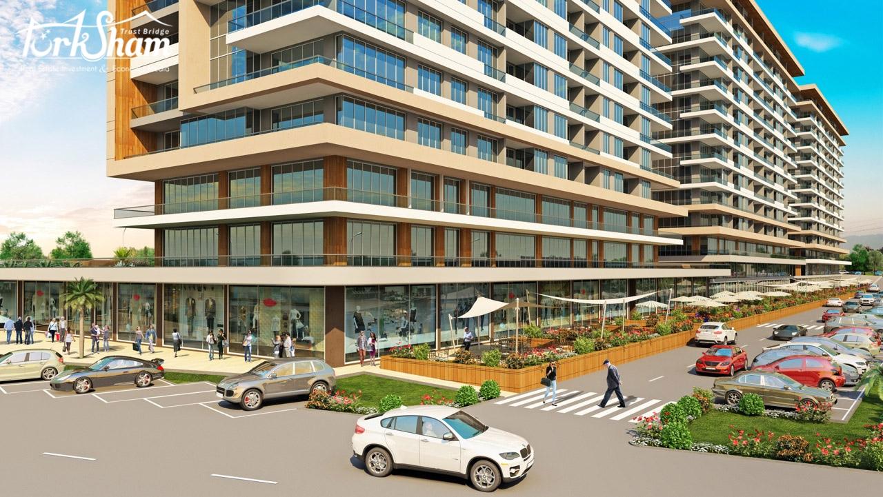 179 مشروع رائع في منطقة متميزة في اهم مناطق اسطنبول الاوروبية