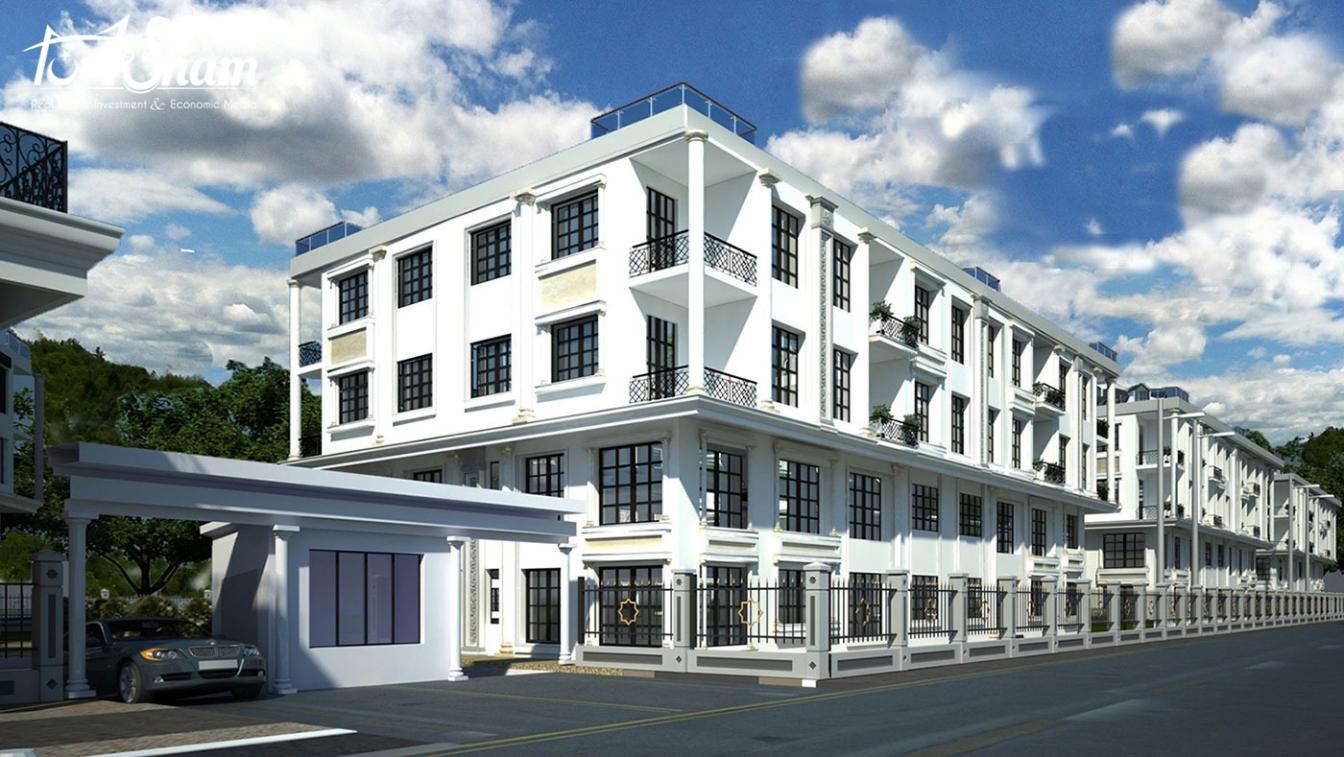 إعلان رقم 180: -  شقق سكنية على البحر وقريبة على الطريق السرع E-5 وبالقرب من اشهر المناطق السكنية ذات الطبيعة الساحرة
